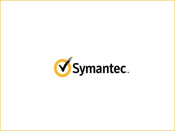 Logo tập đoàn công nghệ Symantec