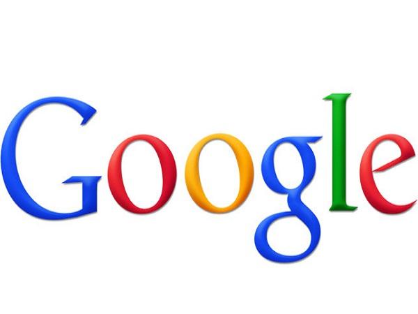 Logo Google sử dụng nhiều màu sắc