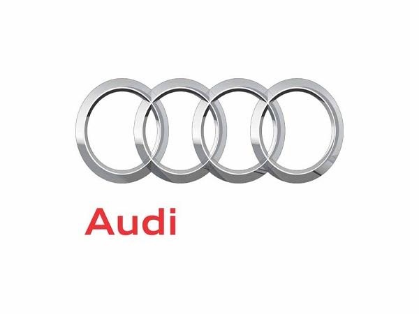 Logo xe Audi
