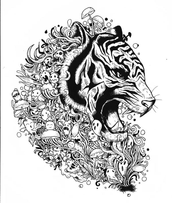 doodle-art